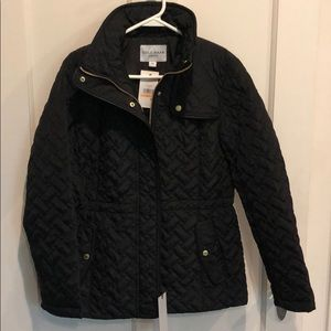 Cole Haan Signature Quilted Short Jacket